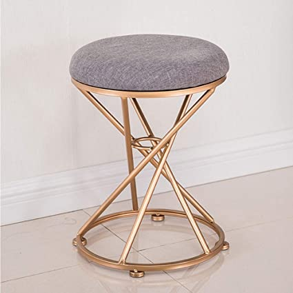Swell Nordic Dressing Stool Metal Base Fashion Stool Cloth Stool Ibusinesslaw Wood Chair Design Ideas Ibusinesslaworg