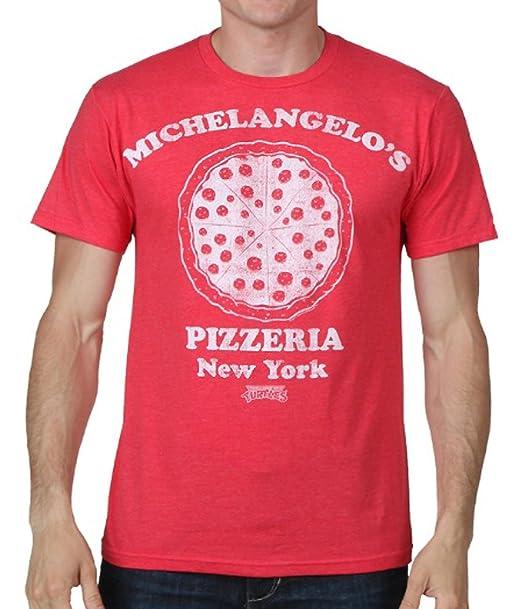 Teenage Mutant Ninja Turtles Michelangelos Pizzeria T-Shirt