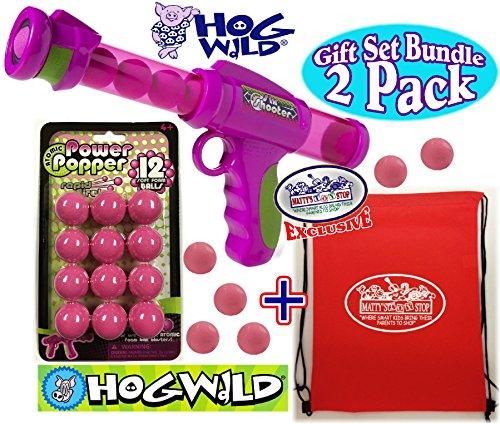 poppers foam ball shooters - 9