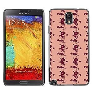 ZECASE Funda Carcasa Tapa Case Cover Para Samsung Galaxy Note 3 N9000 No.0000047