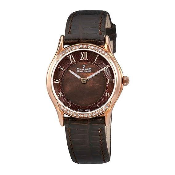 Charmex Reloj los Mujeres Cannes 6328  Amazon.es  Relojes cc2eae08ad76