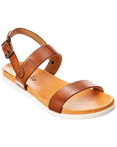 b2735eb7e Image Unavailable. Image not available for. Color  Cocobelle Salentina Leather  Sandal ...