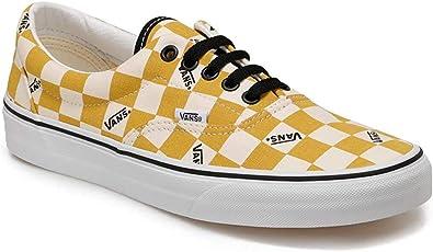 Vans Era (Big Check) Yolk/Yellow