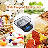 AccuWeight Mini Pocket Gram Scale for Jewelry