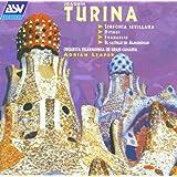 Turina: Sinfonia sevillana / Ritmos / Evangelio / El castillo de Almodovar