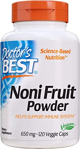 Doctor s Best Noni Concentrate 650 mg , 120 Veggie Caps