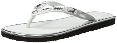 Uni Royaume 100 blanc Thong Amazon Mules 4 co Esprit Femme xSYYIw0q