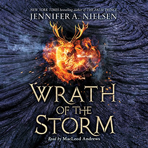 Wrath of the Storm: Mark of the Thief, Book 3
