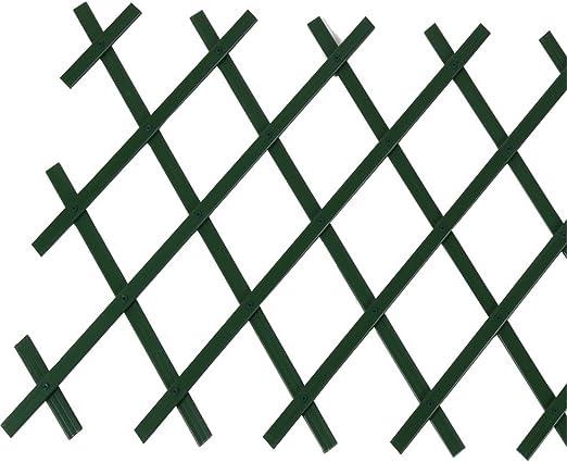 Faura 33004 rejas PVC, 100 x 200 cm: Amazon.es: Jardín