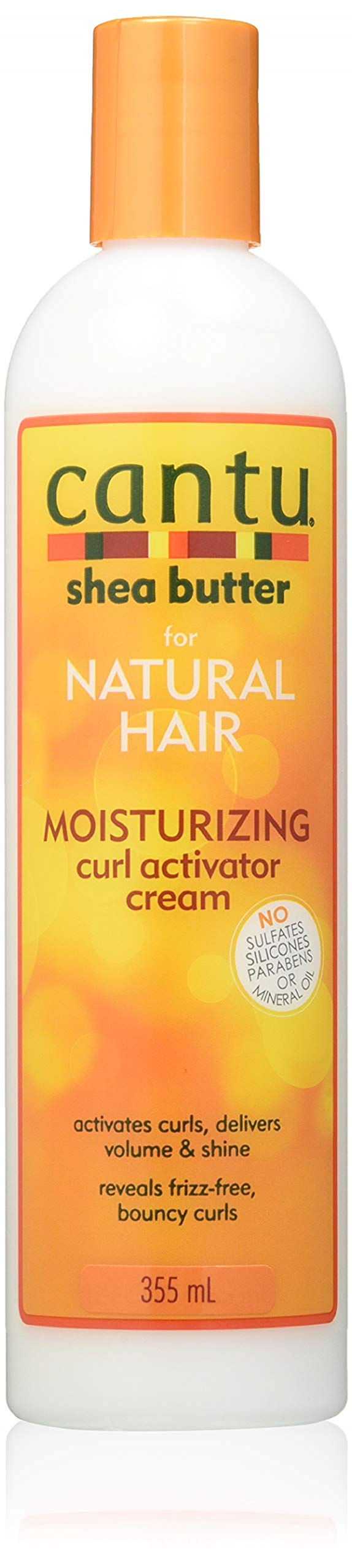 Cantu Shea Butter Curl Activator Cream, 355 ml (Packaging May Vary)