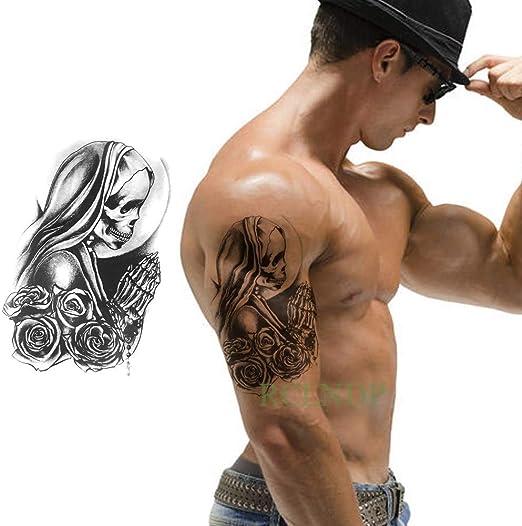 tzxdbh 3 Piezas Impermeables Tatuaje Temporal Pegatinas Robot ...