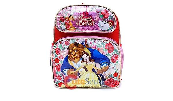 Mochila pequeña - Disney - La bella y la bestia - Belle - 12