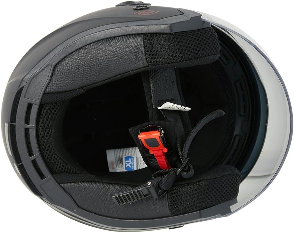 Helm SPEED Jet City II uni schwarz matt Gr/ö/ße S