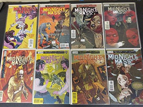 Midnight Mass #1-8 Complete Set Full Run VF/NM Vertigo DC Comics LG1