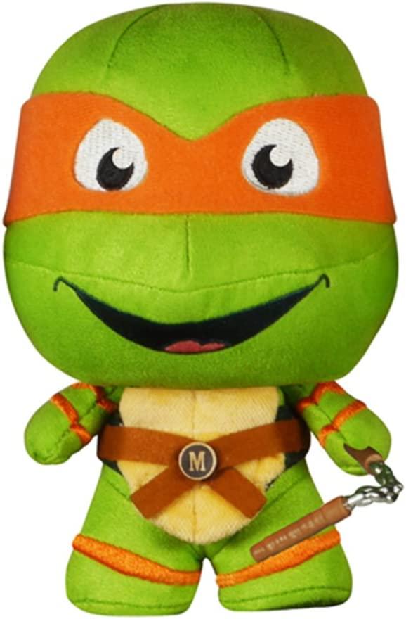 Funko Fabrikations: Teenage Mutant Ninja Turtles Michelangelo Action Figure
