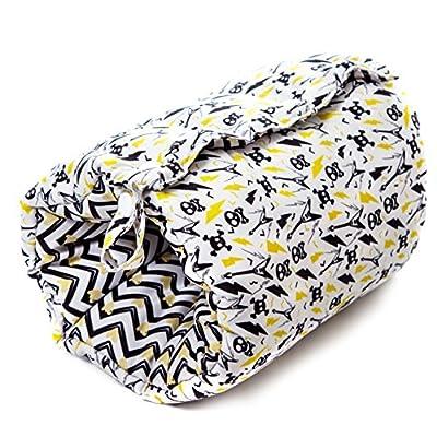 FELLOW PILLOW ~ Slip-On Arm Nursing Pillow ~ Breastfeeding Pillow