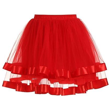 4f132272a Hot Sale! Tutu Skirt, Tloowy Women Teen Girls Classic Tulle Tutu Skirt  Layered Knee