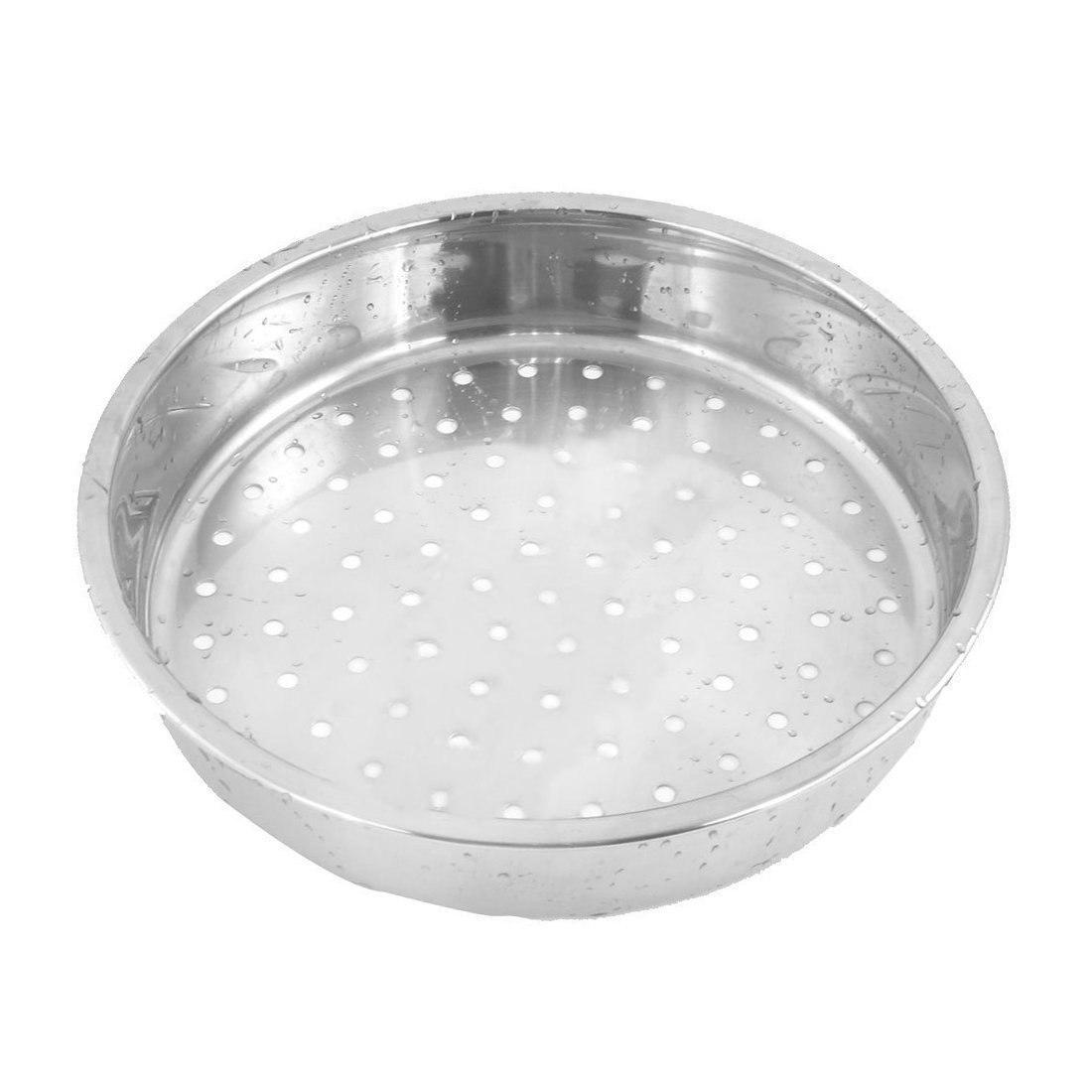 Steamer Rack - SODIAL(R) Round Stainless Steel Food Cooking Steamer Rack Cookware 21cm Dia LEPEA528