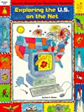 Exploring the United States on the Net, Cynthia G. Adams, 0673586383
