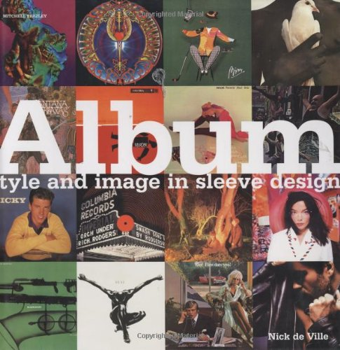 Album: Style and Image in Sleeve Design