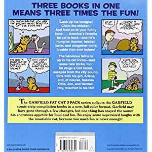 Garfield Fat Cat 3-Pack, Vol. 2: A Triple Helping of Classic Garfield Humor