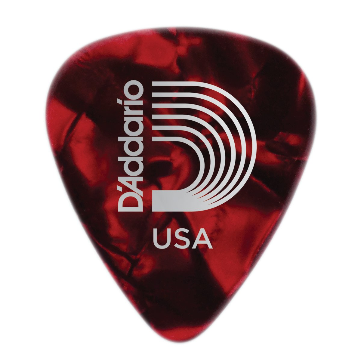 DAddario Accessories Pearl Celluloid Guitar Picks Assorted 25 Pack 1CAPX-25