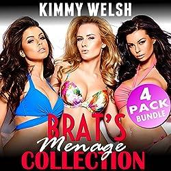 Brat's Menage Collection, 4 Pack Bundle
