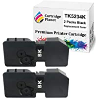 Cartridge Planet 2-Pack Black Non-Genuine Toner Cartridge for Kyocera TK-5234K TK5234K (2,600 Pages) for M5521CDN…