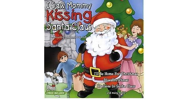 i saw mommy kissing santa claus 2002