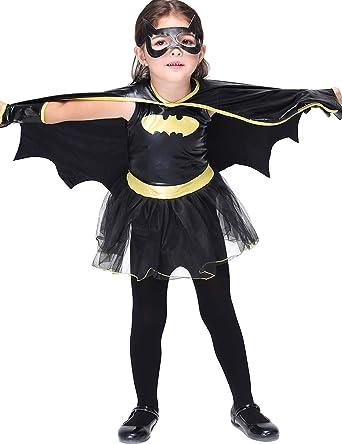 Disfraz Halloween Vampira Niña Cosplay Vestido Novia Cadaver Novia ...