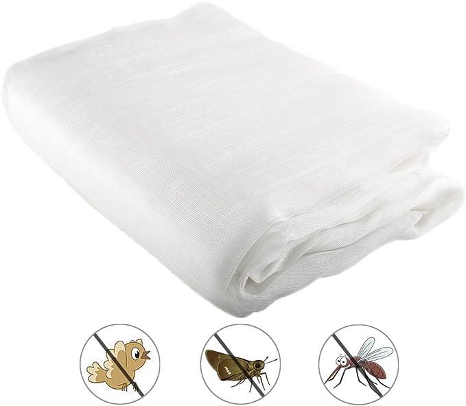 anpatio 60 de malla fina anti insectos Mosquito Bug mariposa ...