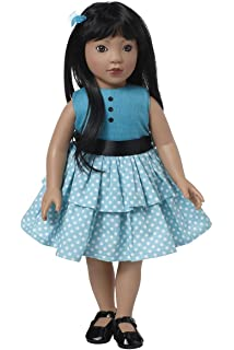 50e32b2e9bc30 Amazon.com  American Girl Cecile Doll and Paperback Book by Mattel ...