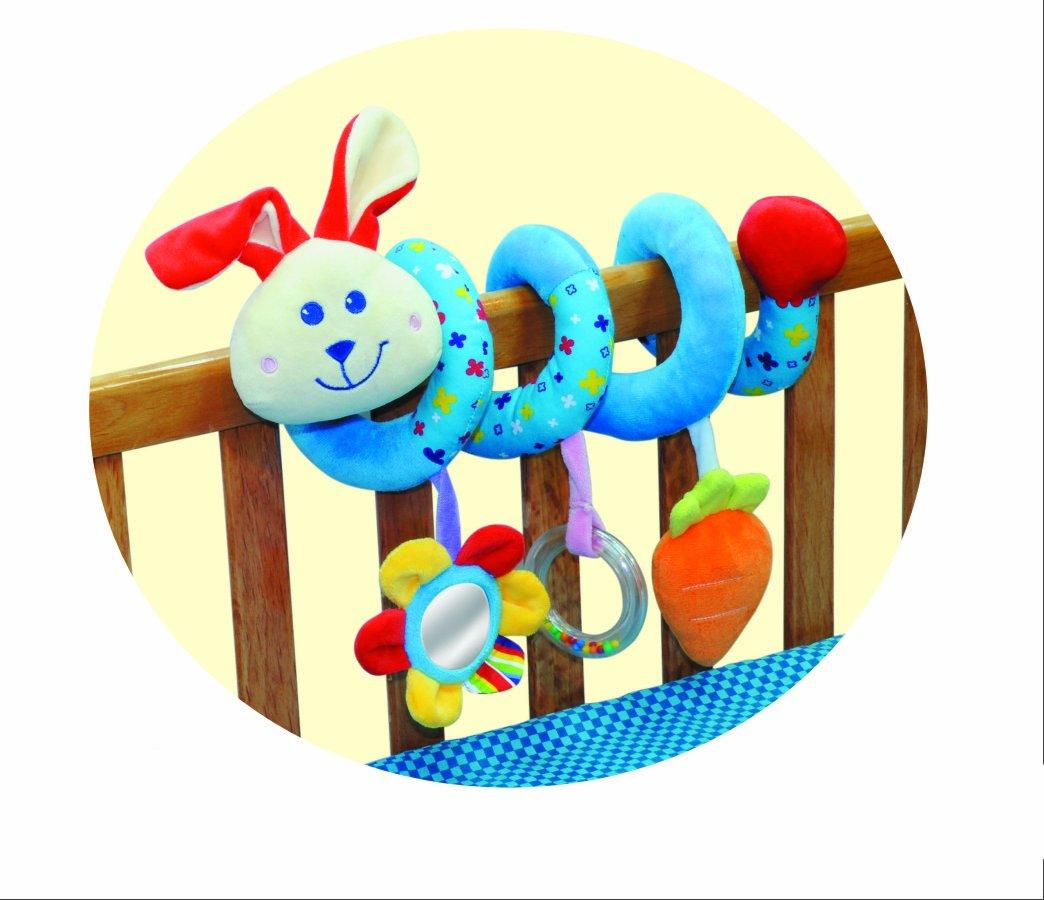 Toy Planet - Espiral gusanito para bebé, talla pequeña: Amazon.es: Juguetes y juegos