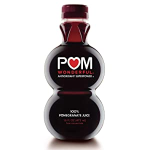 POM Wonderful Pomegranate Juice, 16 fl oz