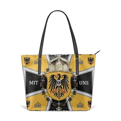 Prussia Keiser Bandera Playa Tote Bolsos de viaje Bolsa de ...