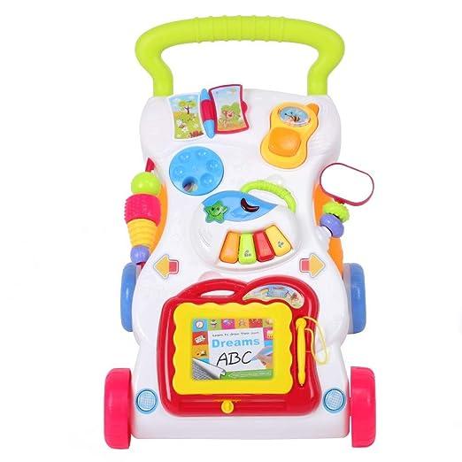 EBTOOLS Andador para Bebés Musical, Primeros Pasos Bebé para ...
