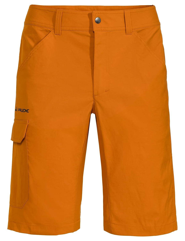 Orange Madder Vaude Herren Skarvan Bermuda Ii Hose