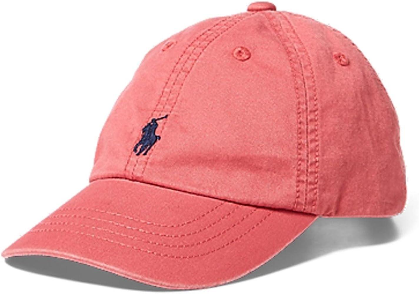 Ralph Lauren Gorra Hombre Polo Sport Pink: Amazon.es: Ropa y ...
