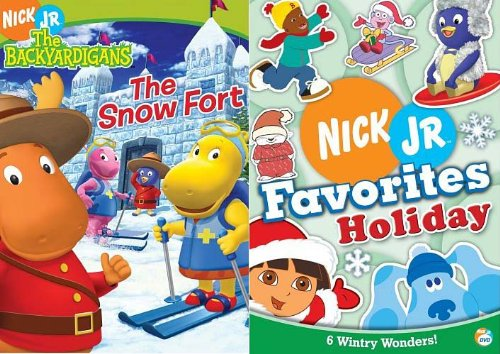 nick jr favorites 2 - 9