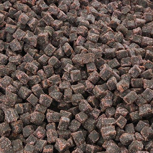 Acai-Beeren-Würfel 1kg, versandkostenfrei (in D), leckere Trockenfrüchte ungeschwefelt und ohne Zucker