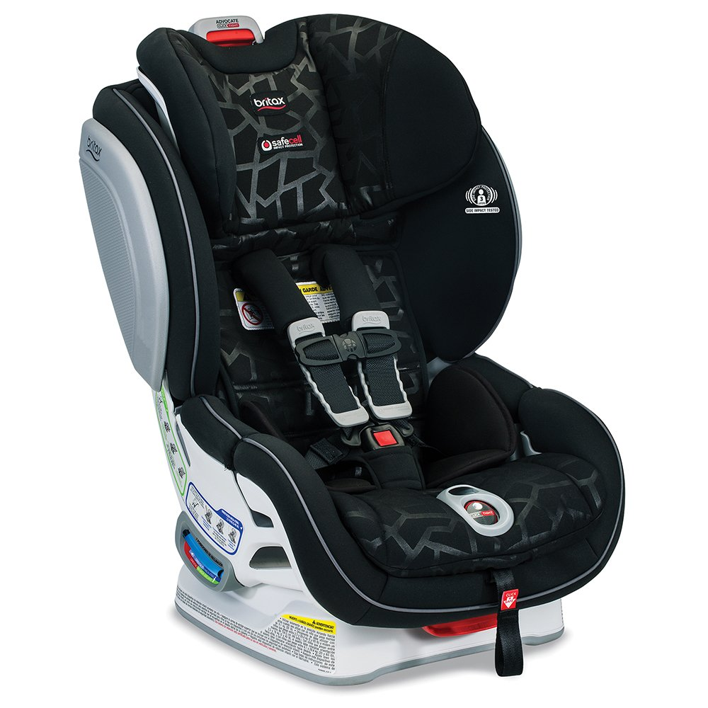 Britax Car Seat Travel Cart Black