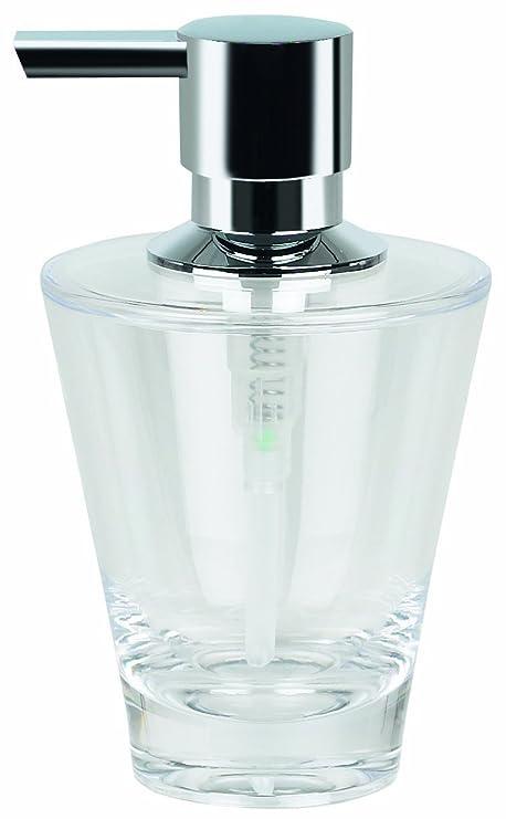Spirella colección MAX Light, Dispensador de jabón líquido 14,5 x 9,0