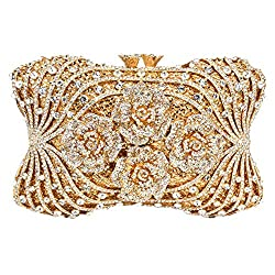Women's Crystal Evening Clutch