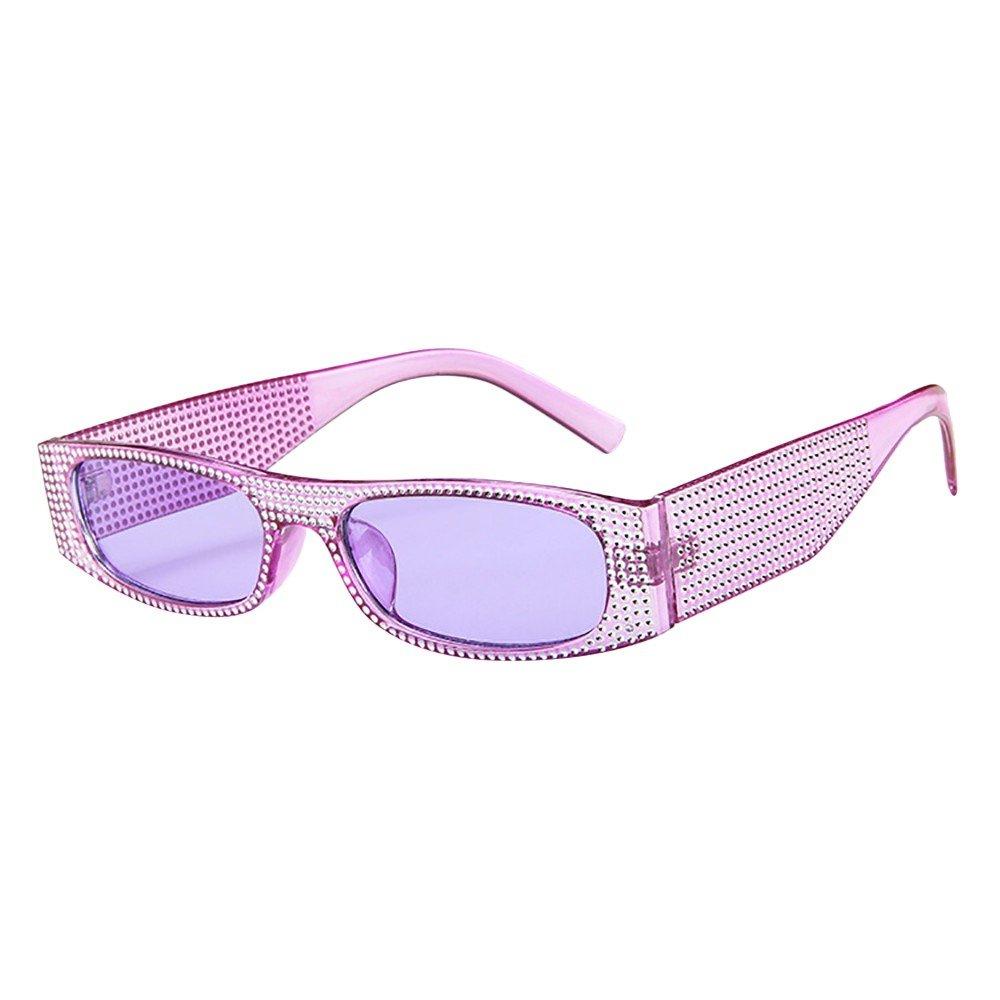 POHOK Elvis Rockstar 50's, 60's Style Aviator Shades, Diamond Gold Celebrity Sunglasses