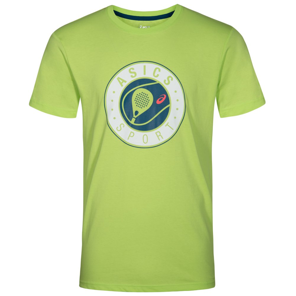 ASICS Camiseta SS Graphic Top Lima: Amazon.es: Deportes y aire libre