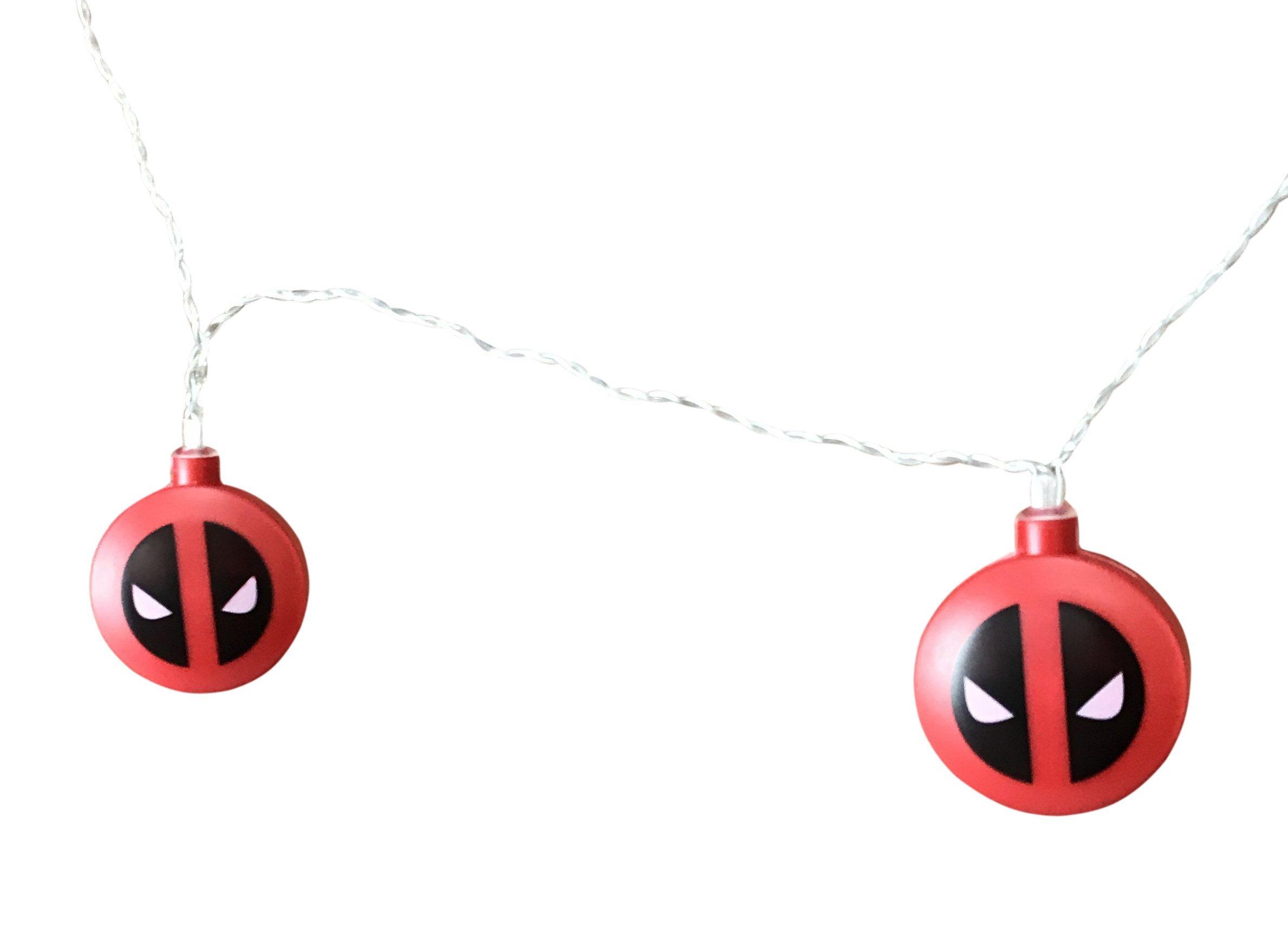 Groovy Uk Deadpool Marvel 3D String Lights