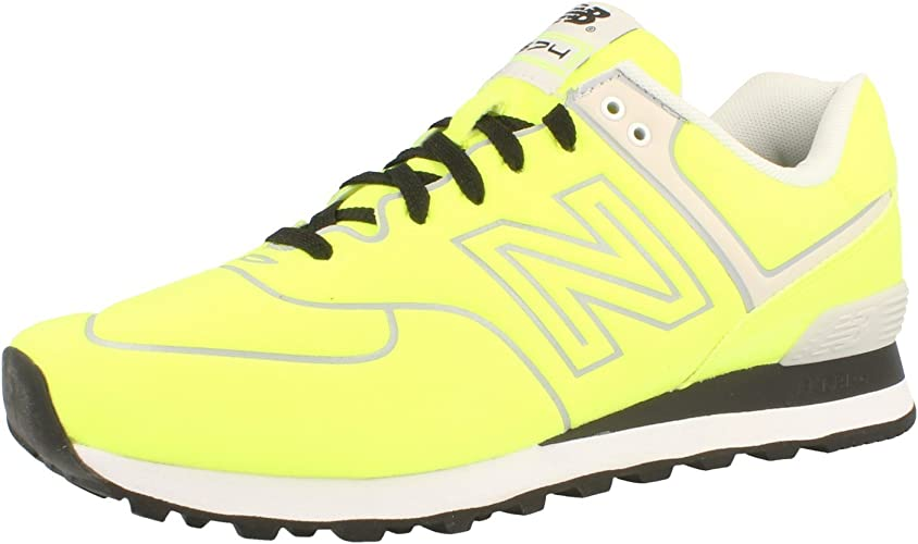 New Balance - ML574NEP - Color: Amarillo - Size: 41.5 ...