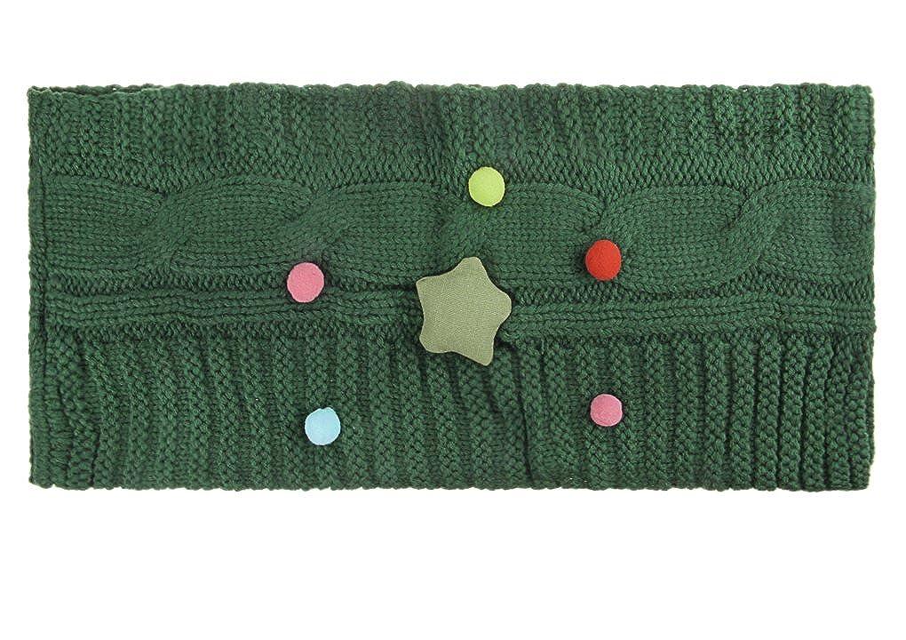 Toddler Snood Kids Boys Girls Winter Warm Circle Loop Scarf Knit