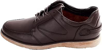 حذاء كاجوال جلد للرجال، 2725619533159