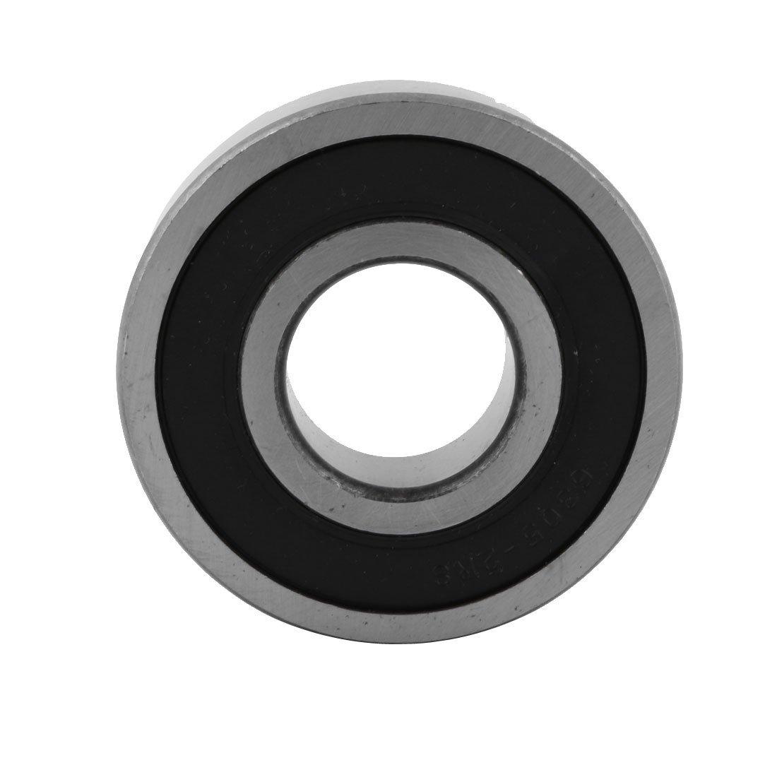 2pcs eDealMax 25mmx62mmx17mm 2 Sellos de plástico ranura profunda rodamientos de Bolas del balanceo S6305Z: Amazon.com: Industrial & Scientific